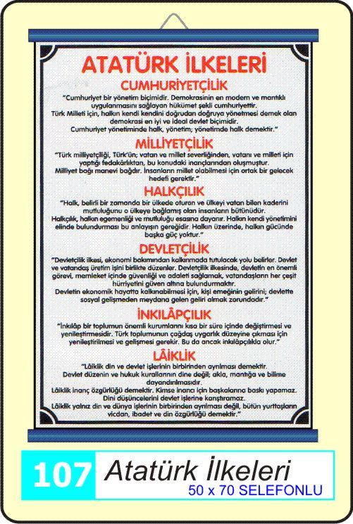 ATATÜRK İLKELERİ 21